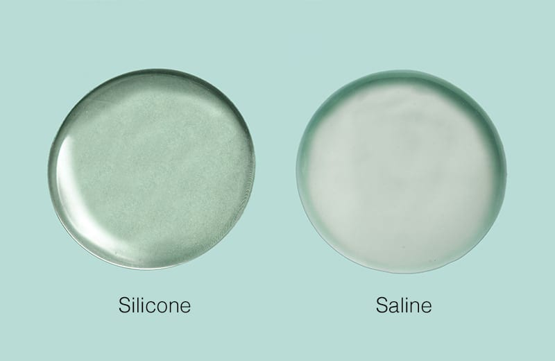 Silicone Vs Saline Breast Implants | Ronald M. Friedman