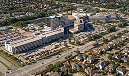 Hospital Texas | Ronald M. Friedman
